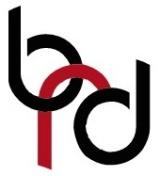 """Адвокатско дружество """"Бурков, Радев, Дюлгерска"""" (лого)"""